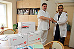 EGSC Donation to the Dental Clinic