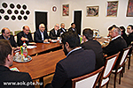 Visit of the delegation from Iran