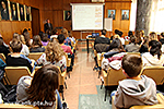 Information Day for English High School students