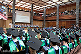 Graduation of Medical Doctors, English-German programs